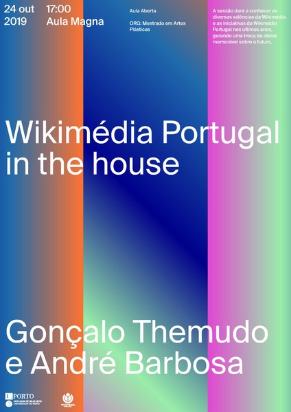 Ficheiro:Poster Wikimedia Portugal in The House.pdf