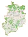 Powiat ropczycko-sędziszowski location map.png