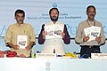 Prakash Javadekar releasing the publication, at the presentation ceremony of the National level Swachh Vidyalaya Puraskar, 2016-17 to the 172 selected Government Schools in the country, in New Delhi.jpg