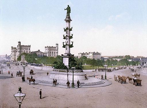 Praterstern 1900