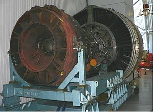 Pratt & Whitney PW4000 - Image: Pratt Whitney 4098