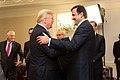 President Donald J. Trump and Emir Tamim bin Hamad Al Thani (36747065114).jpg