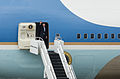 President Obama arrives at Kentucky Air Guard Base 150402-Z-VT419-059.jpg