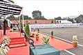 President Ram Nath Kovind awards the President's Colour to the Submarine Arm of Indian Navy (3).jpg