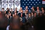 President Trump at Joint Base Andrews, Sept. 15, 2017 02.jpg