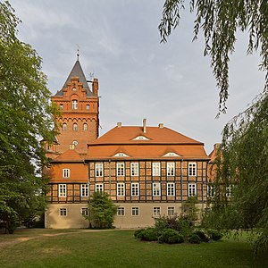 Plattenburg (castle) - Image: Prignitz 07 13 img 11 Plattenburg Burg