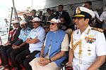 Prime Minister Narendra Modi aboard the INS Vikramaditya (23822208335).jpg