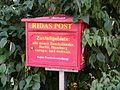 Private Post Box, RIDAS POST. Rostock Sept 2009 - Flickr - sludgegulper.jpg