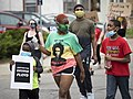Protest against police violence - Justice for George Floyd, May 26, 2020 03.jpg