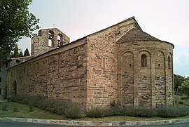 The Chapel of the Trinity, in Prunet-et-Belpuig