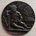 Pseudo-fra' antonio da brescia, cupido dormiente, 1500 ca..JPG