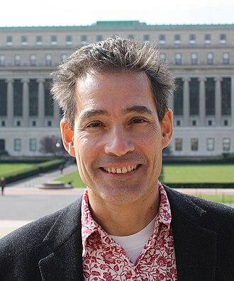 George Bonanno - At Columbia University, May 2010
