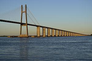 Puente Rosario victoria y Luna