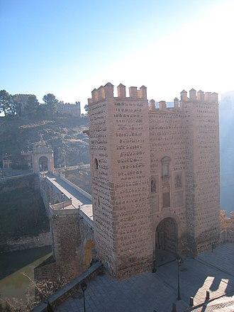 Puente de Alcántara - Image: Puente de Alcántara Toledo