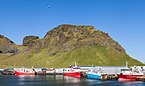 Puerto de Vestmannaeyjar, Heimaey, Islas Vestman, Suðurland, Islandia, 2014-08-17, DD 015.JPG