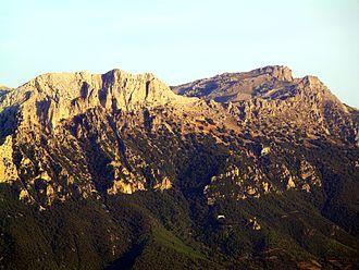 Supramonte - Image: Punta Corrasi