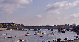 Putney Bridge - Image: Putney Bridge
