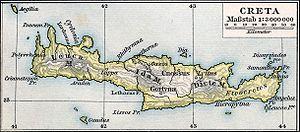 Lyttian War - Image: Putzger Creta