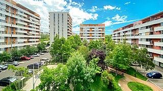 Calitatea aerului în zona Militari (Politehnica - Sema Parc) din București. Quadra Place, Strada Fabricii nr. 47, Sector 6, București. Proiect civic al Comunității Quadra Place