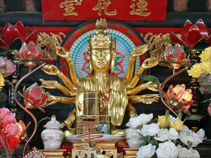 File:Quan Am dans la pagode au pilier unique (Hanoi) (4357357104).jpg