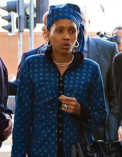 Lesotho queen