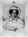 Queen Caroline of Bavaria on her deathbed.png