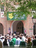 Queen Elizabeth II at William and Mary (3452175011).jpg