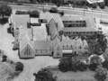 Queensland State Archives 2955 Aerial photograph of Ipswich Grammar School c 1970.png
