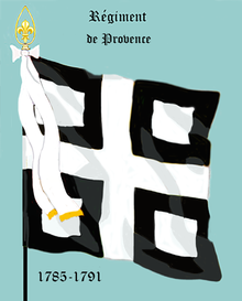 Image illustrative de l'article Régiment de Provence (1785)