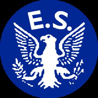 Eagle Squadrons - RAF Eagle Squadron Emblem, 1940