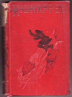 <i>Kidnapped</i> (novel) historical fiction adventure novel by Robert Louis Stevenson