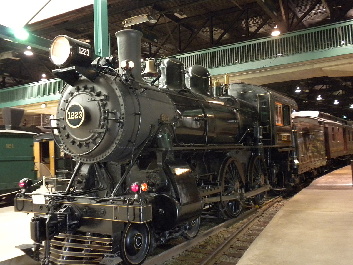 Pennsylvania Railroad 1223