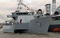 RV Triton bow