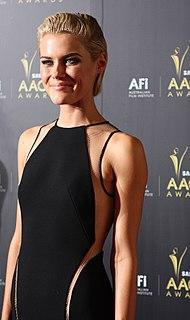 Rachael Taylor Australian actress and model