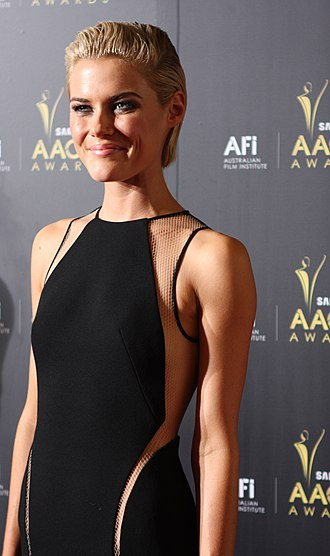 Rachael Taylor - Taylor at the AACTA Awards in 2012