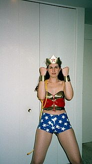Rachel Douglas as Wonder Woman.jpg
