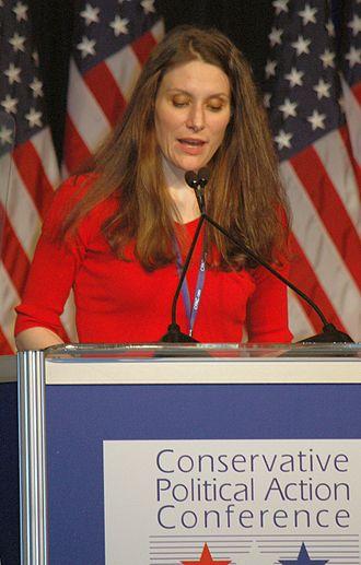 Rachel Marsden - Marsden speaking at CPAC in 2008.