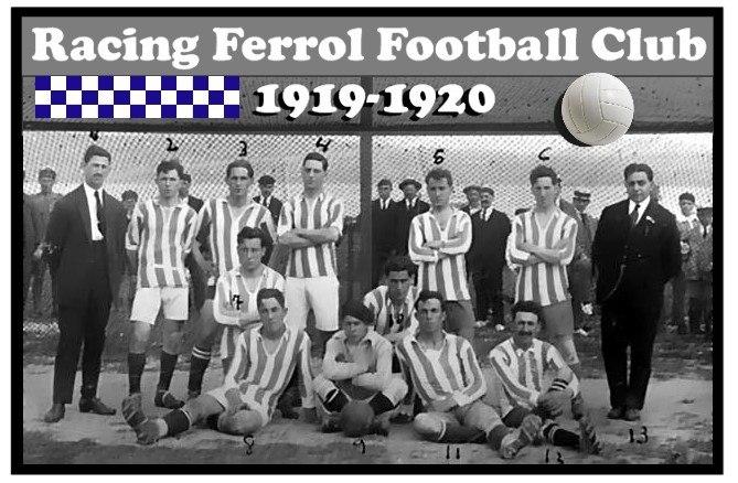 Racing Ferrol Football Club 1919-1920