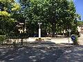 Radebeul Eduard-Bilz-Platz Nymphe 02.jpg