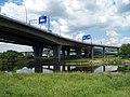 Radotínský most, přes Vltavu, z Komořan do Lahovic (03).jpg