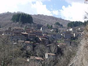 Ortignano Raggiolo - Panorama of Raggiolo