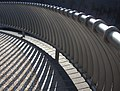 Rail at Aquarium of the Pacific Water Feature - panoramio.jpg