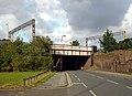 Railway bridge, Church Road, Garston.jpg