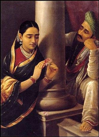Salar Jung Museum - Stolen Interview by Raja Ravi Varma