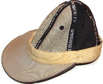 Rally cap - A rally cap