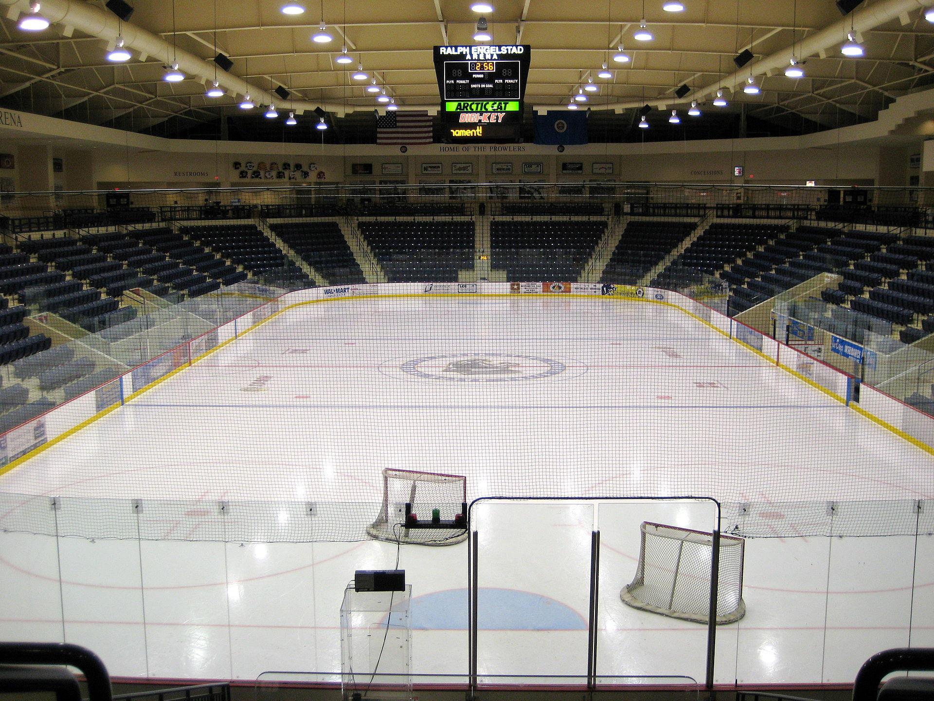 Ralph Engelstad Arena  Minnesota