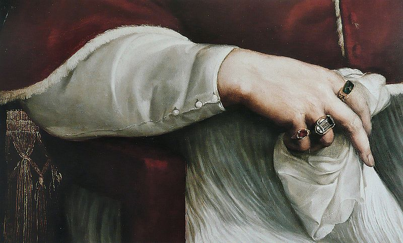 File:Raphaël - Portrait de Jules II.jpg