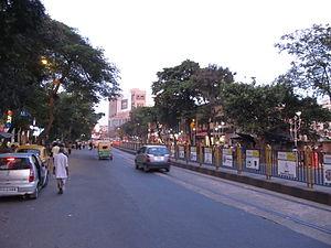 Rashbehari Avenue - Rashbehari avenue.