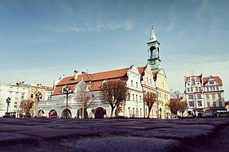 Kluczbork - Main Square