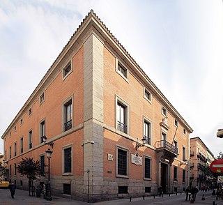 <i>Real Academia de la Historia</i> Spanish institution that studies history